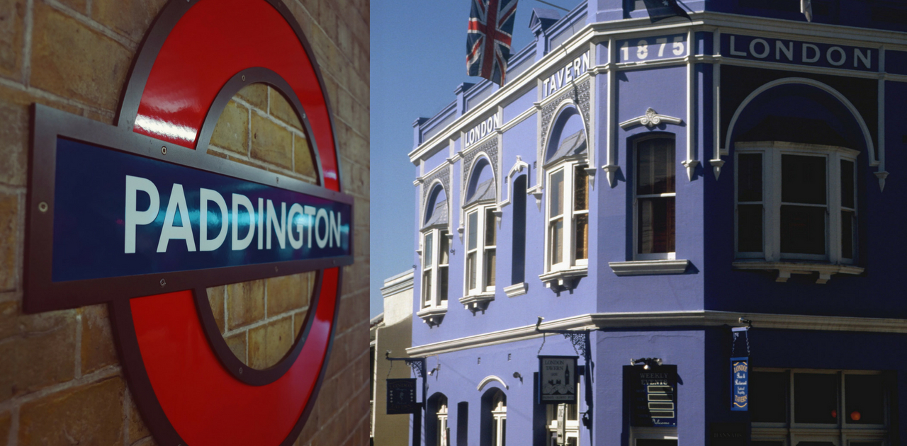City Guide to Paddington