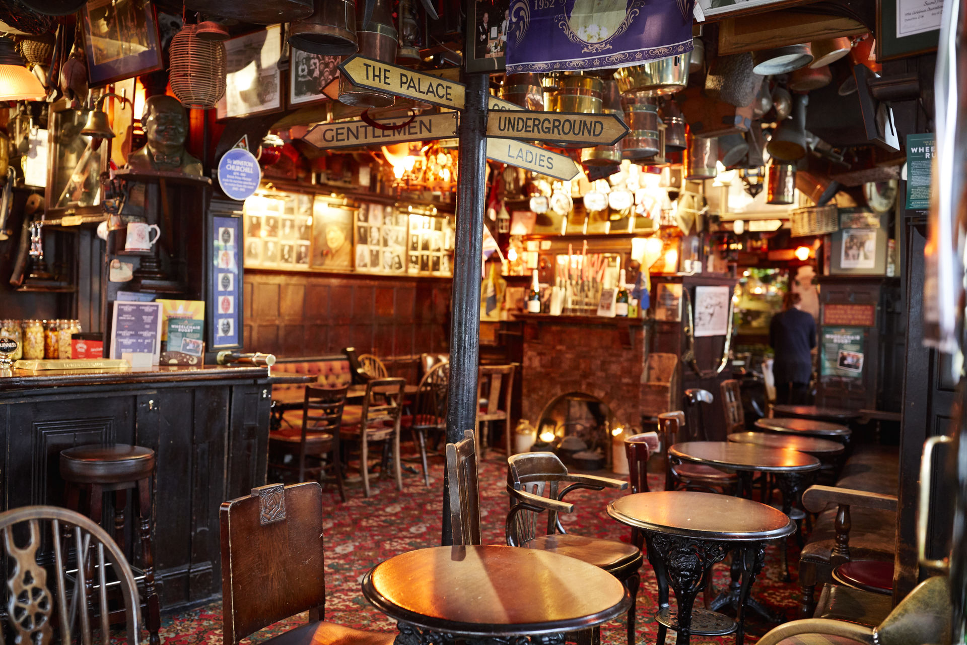 Ten Of The Cosiest Pubs In London