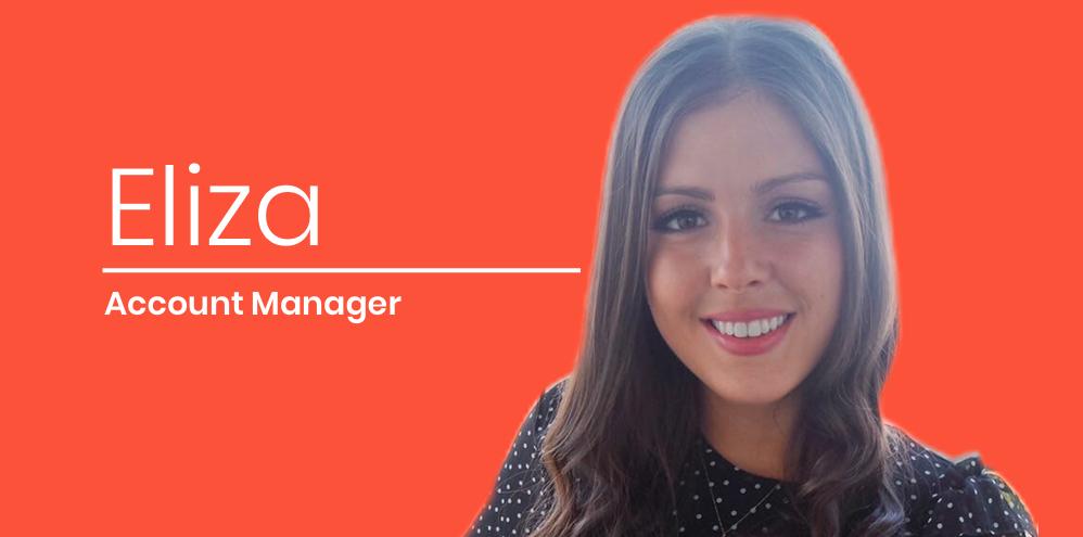 Meet The Team: Eliza